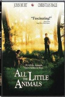 All the Little Animals (1998) cover
