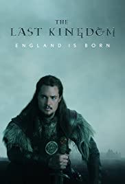 The Last Kingdom (2015) cover