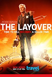 The Layover (2011) cover