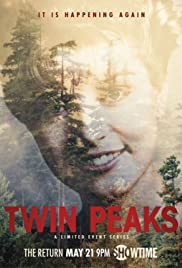 Twin Peaks (2017) cover