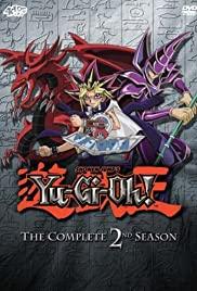 Yu-Gi-Oh! (2000) cover