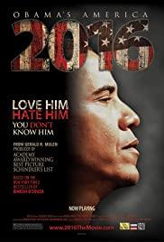 2016: Obama's America (2012) cover