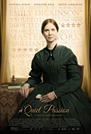 A Quiet Passion (2016) cover