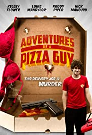 Adventures of a Pizza Guy (2015) cover