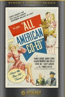 All-American Co-Ed (1941) cover