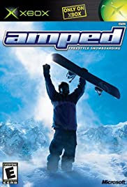 Amped: Freestyle Snowboarding (2001) cover