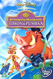 Around the World with Timon & Pumbaa (1996) cover