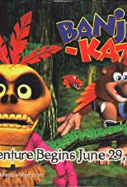 Banjo-Kazooie: The New Adventure Begins (1998) cover