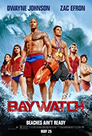 Baywatch 2017 poster