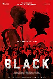 Black (2015) cover