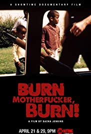 Burn Motherfucker, Burn! 2017 poster