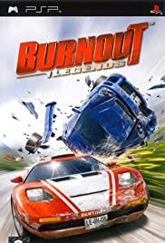 Burnout Legends (2005) cover