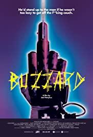 Buzzard (2014) cover