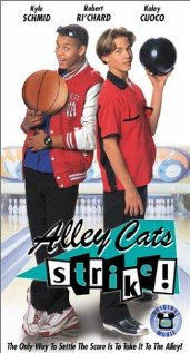 Alley Cats Strike (2000) cover