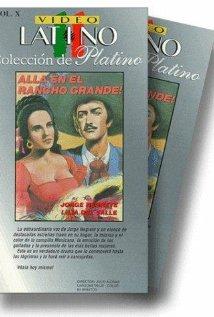 Allá en el Rancho Grande (1949) cover
