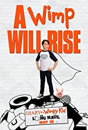 Diary of a Wimpy Kid: The Long Haul 2017 poster
