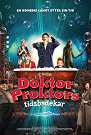 Doktor Proktors tidsbadekar (2015) cover