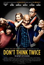 Don't Think Twice (2016) cover