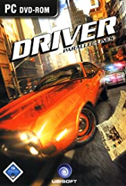 Driver: Parallel Lines 2006 poster