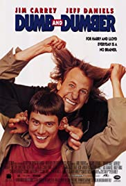 Dumb and Dumber 1994 poster