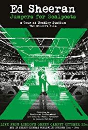 Ed Sheeran: Jumpers for Goalposts 2015 poster