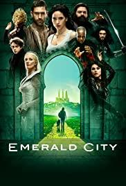 Emerald City (2016) cover