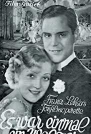 Es war einmal ein Walzer (1932) cover