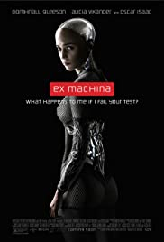 Ex Machina (2014) cover