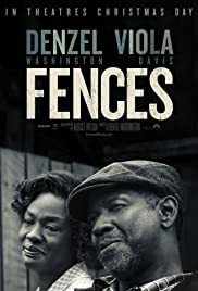 Fences (2016) cover