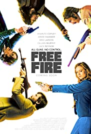 Free Fire (2016) cover
