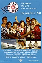 Aloha Summer (1988) cover