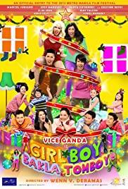 Girl, Boy, Bakla, Tomboy (2013) cover