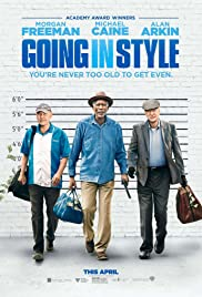 Going in Style (2017) cover
