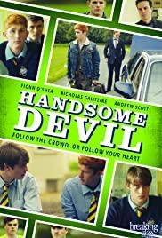 Handsome Devil 2016 poster