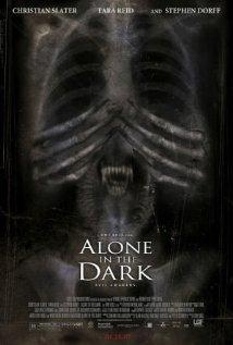 Alone in the Dark (2005) cover