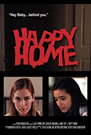 Happy Home (2017) cover