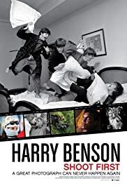 Harry Benson: Shoot First 2016 poster