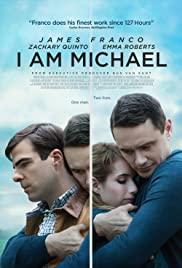I Am Michael 2015 poster