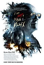 I Am Not a Serial Killer 2016 poster