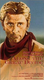 Along the Great Divide (1951) cover