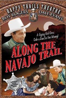 Along the Navajo Trail (1945) cover