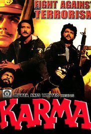 Karma (1986) cover