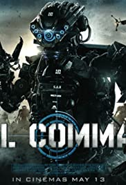 Kill Command (2016) cover