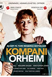 Kompani Orheim 2012 poster
