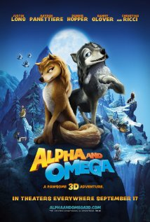 Alpha and Omega (2010) cover