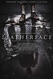 Leatherface (2017) cover