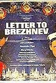 Letter to Brezhnev 1985 poster