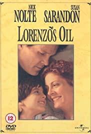Lorenzo's Oil (1992) cover
