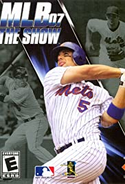 MLB 07: The Show 2007 poster