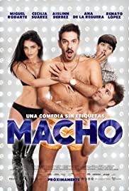 Macho (2016) cover